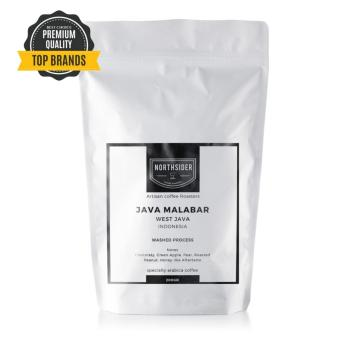 BIJI KOPI ARABIKA JAVA MALABAR WASHED - NORTHSIDER ARABICA SPECIALTY COFFEE