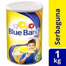 Blue Band Margarin Serbaguna Tin - 1Kg