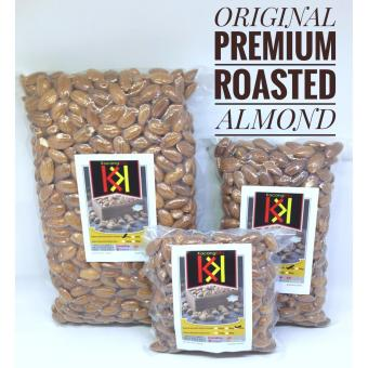 Blue Diamond Almond Roasted / Kacang Panggang Tanpa Cangkang 1000gr - 2