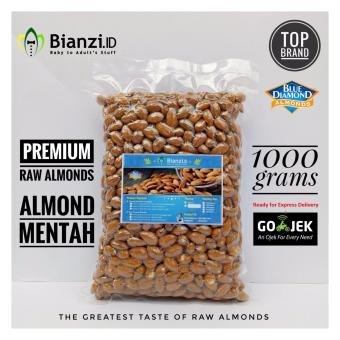 Blue Diamond Kacang Almond Mentah 1000 gram