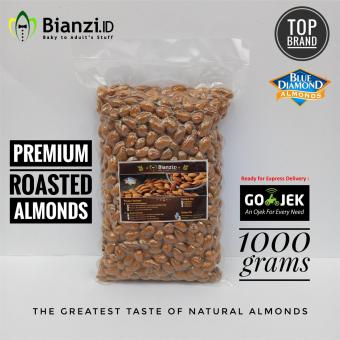 Blue Diamond Kacang Almond Panggang 1000 gram