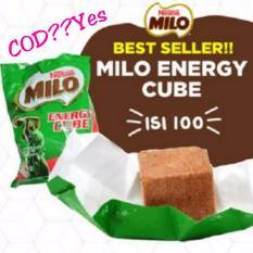 Ch.Store MILO CUBE ISI 100 PCS SIAP KIRIM / NO PO(HARGA PROMO)