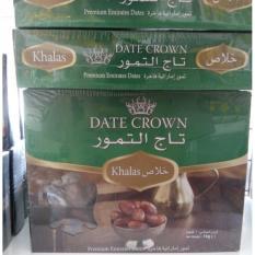 Date Crown Kurma Khalas 1 Kg