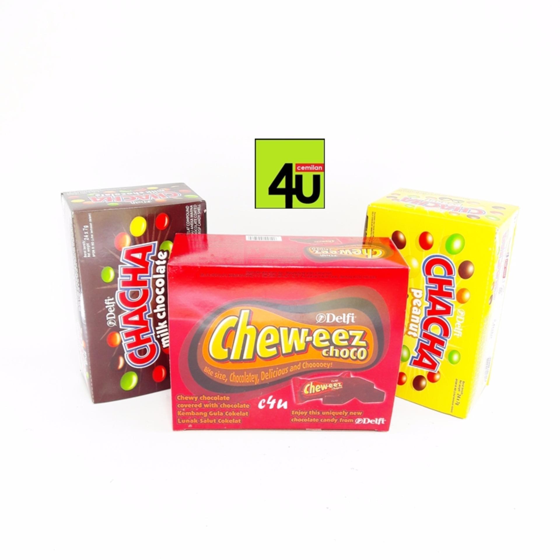 Coklat Delfi Kiloan Treasure Golden Almond 250gr Isi 24pcs Page 2 Chacha Milk Chocolate Dan Chew Eez Paket 3 Kotak