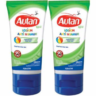 [Double Pack] Autan Junior 50 mL x 2 pcs - 2