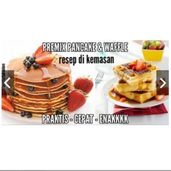 HBT Premix pancake & waffle 500gr