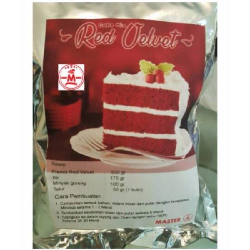 HBT Premix red velvet cake 500gr