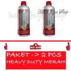 HOKI COD - Napoclean Heavy Duty Pembersih Keramik & Porselen 1 Liter - Merah Premium - 2 Pcs