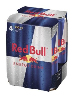 Harga Red Bull Can 250ml 4 Pack