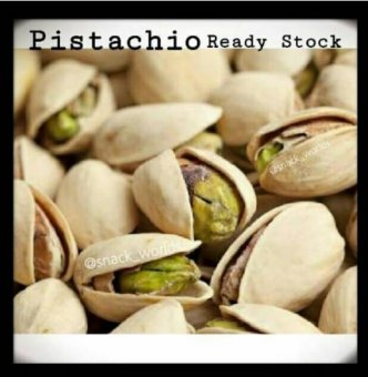 Harga supplier kacang - Kacang Pistachio Roasted 500Gr