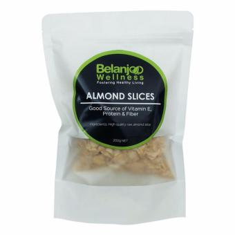 Harga BW - Healthy Nuts – Almond Slices