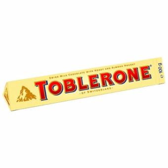 Harga TOBLERONE MILK CHOCOLATE 100GR