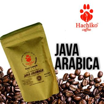 Harga Hachiko - kopi luwak blend - java arabica - whole bean - 175 gram