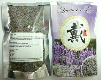 Harga Chinese Tea Lavender Tea