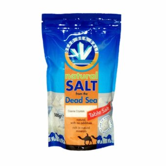 Harga TMO Salz Natural Salt from the Dead Sea Coarse Crystals