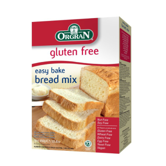 Harga Gluten Free Easy Bake Bread Mix