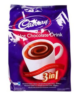 Harga Cadbury Hot Chocolate