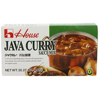 Harga House Foods Java curry 1kg hot level 4