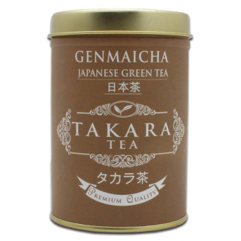Harga Takara Tea Genmaicha Japanese Green Tea