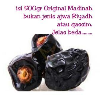 StarStore Kurma Nabi Kurma Ajwa 500g / Original Madinah
