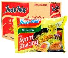 Indomie Mie Instan Rasa Ayam Bawang New - 72gr - Karton Isi 40