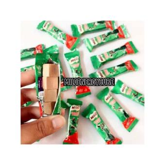 (ISI 100 PCS 25 STICKS) ORIGINAL IMPORT NESTLE MILO CUBE