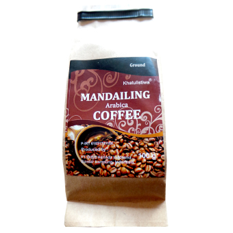 Khatulistiwa Coffee Arabika Mandheling Coffee Roasted 100 gr