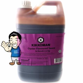 harga Kikkoman Oyster Flavour Sauce- Kecap Saus Tiram Jerigen 2.2Kg Lazada.co.id