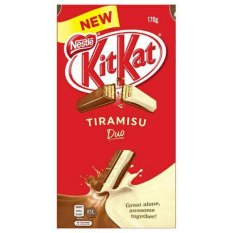 KitKat - Tiramisu DUO 170 GR