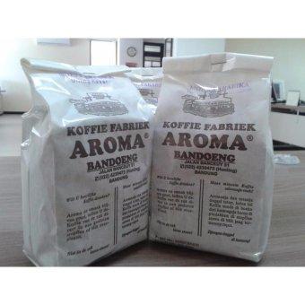 Kopi Aroma Mocca Arabika Bandung, kopi bandung -2pcs