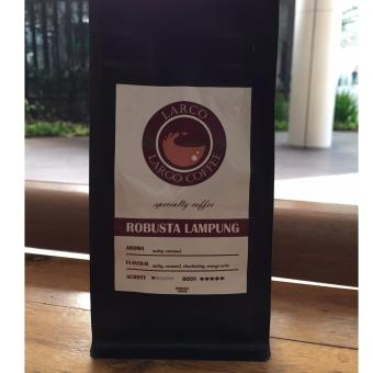 Kopi Largo Specialty Coffee Robusta Lampung 100gr