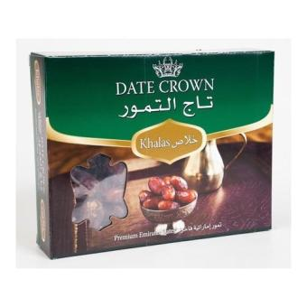 Kurma Khalas Dates Crown 1 Kg