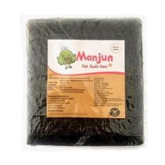 Manjun Yaki Sushi Nori Rumput Laut [25 Lembar] - Repack