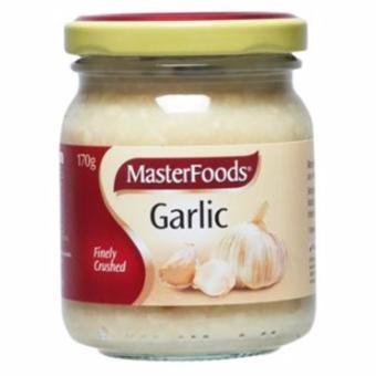 MasterFoods Minced Garlic Australia 170g