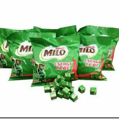 Milo cube mini isi 50pc by nestle import halal