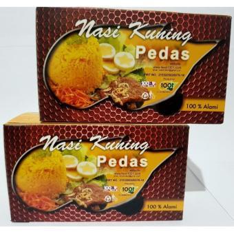 Nasi 1001 Kuning Pedas 2 Boxes @250 gr