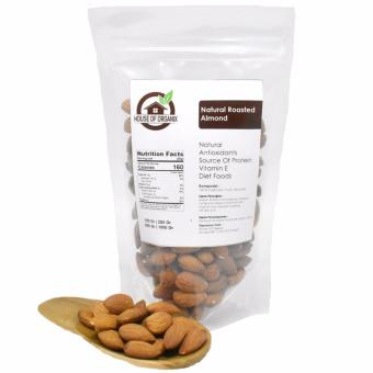 Natural Roasted Almond 1000 Gr