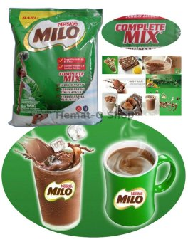 Nestle - MILO Complete Mix 960 Gram by Nestle Professional