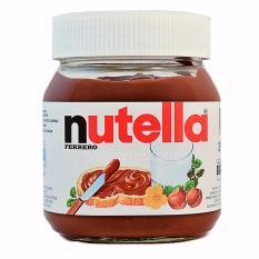 Nutella Hazelnut Spread - 350gr