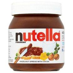 Nutella Hazelnut Spread with Cocoa - 350 gr ( BPOM )