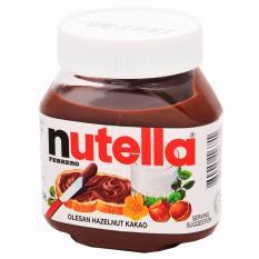 Nutella Hazelnut Spread With Cocoa - 375 gram