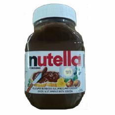 Nutella Spread Family Pack Ukuran 900gram