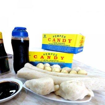 Pempek Candy Paket Kapal Selam - Telur Besar (5pcs)