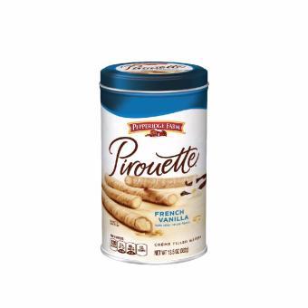 Pirouette Biskuit Stick Rasa French Vanilla 382 gr