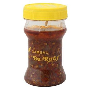 Sambal Bu Rudy Khas Surabaya - Sambal Bawang - 1 Botol