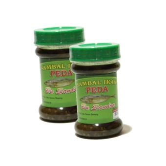 Sambal Ikan Peda Bu Sandra - Sambel - Paket 2pcs x 150gr