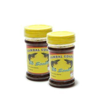 Sambal Udang Bu Sandra - Sambel - Paket 2pcs x 150gr