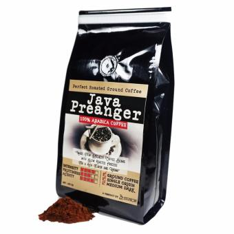 Sentra Kopi - Java Preanger Arabica Ground Coffee / Bubuk Arabika200 Gram