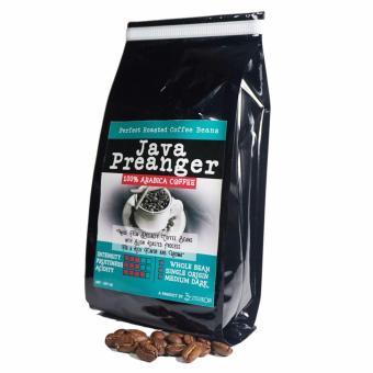 Sentra Kopi - Java Preanger Arabica Whole Bean / Biji Kopi RoastedArabika 200 Gram