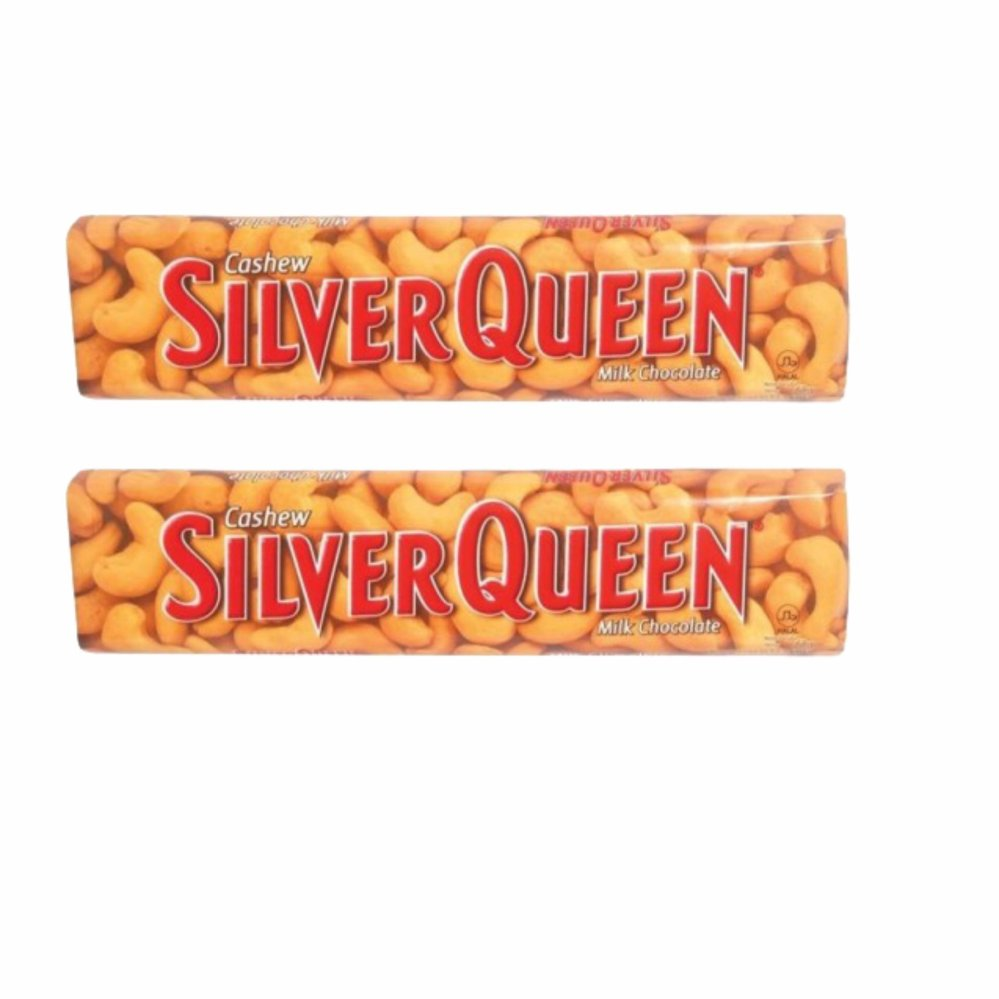 Silverqueen White Chocolate 68gr Bundle 2 Daftar Harga Terkini Dan Almond 68 Gr Cashew Milk Source